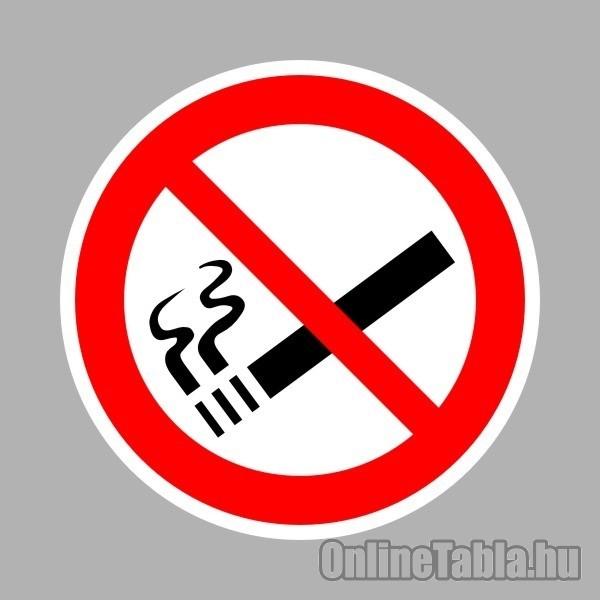 tilos a dohányzás leszokni a naplóból