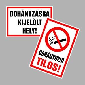 dohányzó tabletták és matricák)
